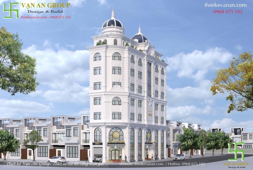 công ty thiết kế khách sạn