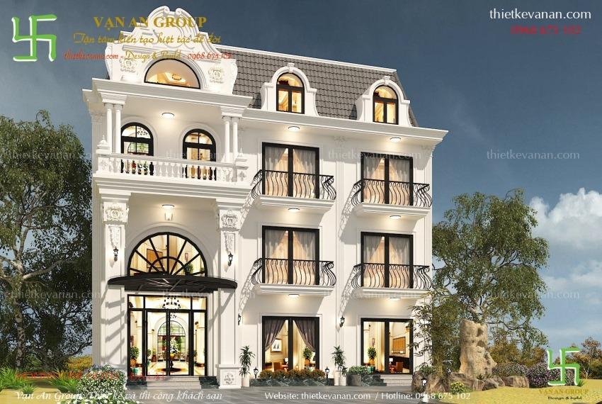 công ty thiết kế villa