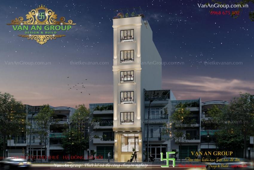 mẫu thiết kế chung cư đẹp