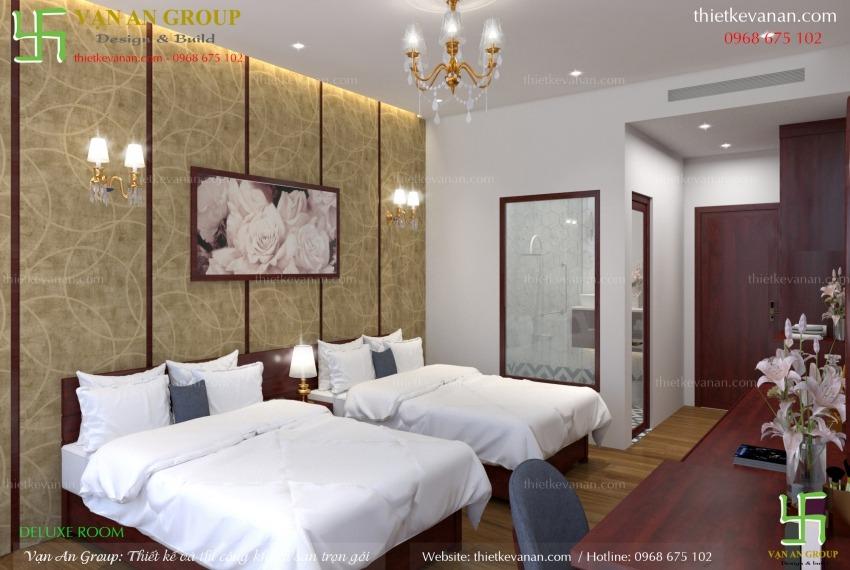 mẫu thiết kế nhà nghỉ đẹp