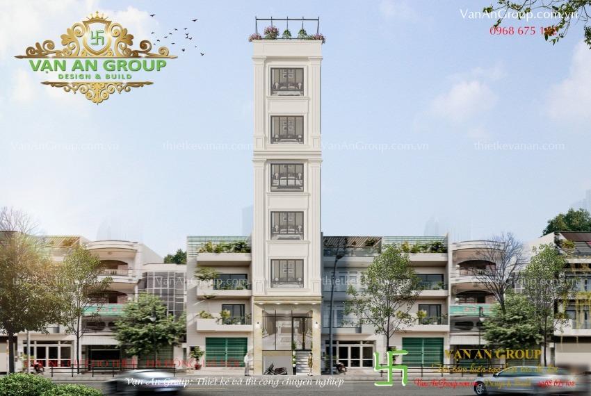 thiết kế chung cư cho thuê tại hà nội
