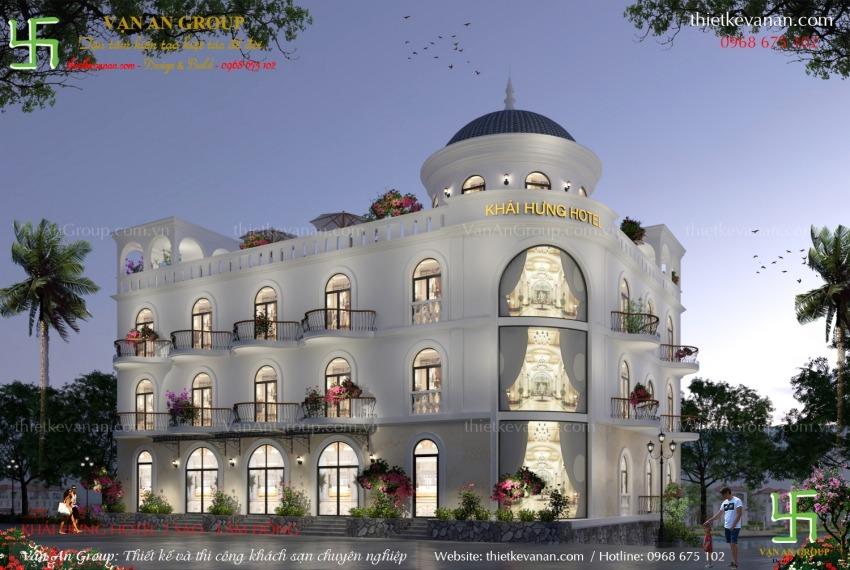 thiết kế resort nghỉ dưỡng