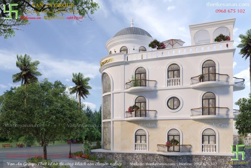 công ty thiết kế khách sạn chuyên nghiệp