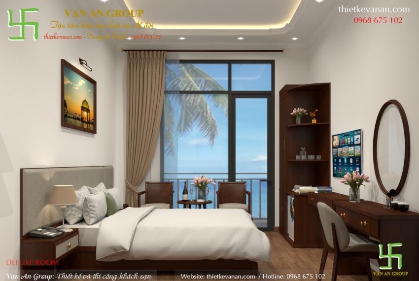 thiết kế khách sạn chuyên nghiệp