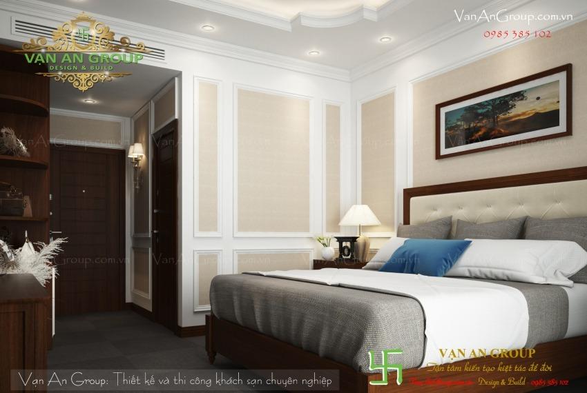 công ty thiết kế thi công khách sạn chuyên nghiệp